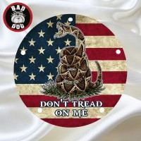 Don't Tread on Me American Flag